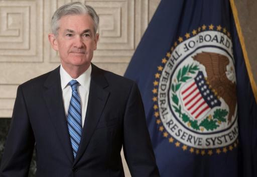 Jerome Powell, nouveau président de la Fed, promet d'