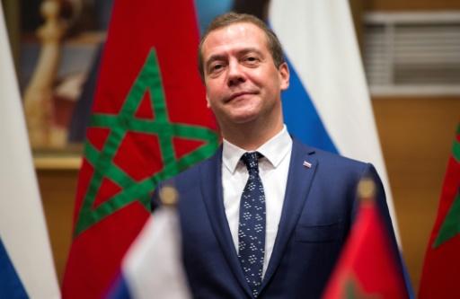 JO-2018: Medvedev dénonce une décision