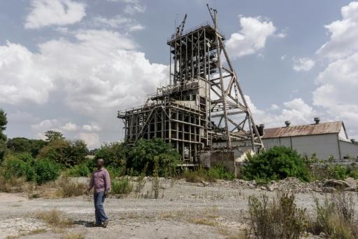 Afrique du Sud: l'industrie minière espère un changement politique rapide