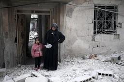 Conflit en Syrie - L'ONU réclame une trêve humanitaire d'un mois en Syrie