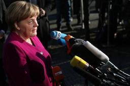 Elections législatives en Allemagne - Angela Merkel prête à des