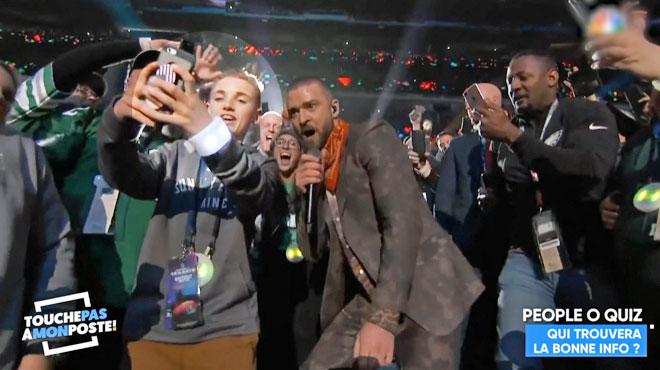 Ce garçon de 13 ans vole la vedette à Justin Timberlake pendant son show du Super Bowl