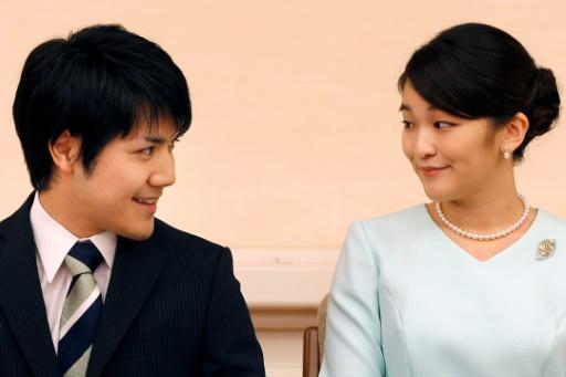 Japon: les fiançailles officielles et le mariage de la princesse Mako reportés