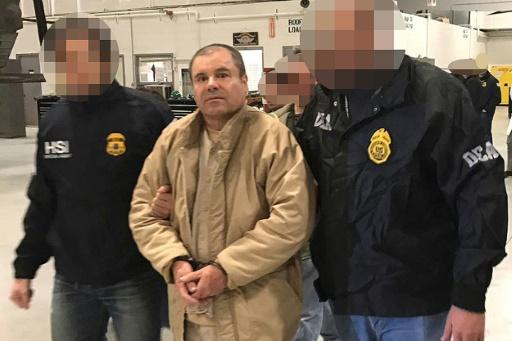 Procès El Chapo: les jurés resteront anonymes pour raisons de sécurité