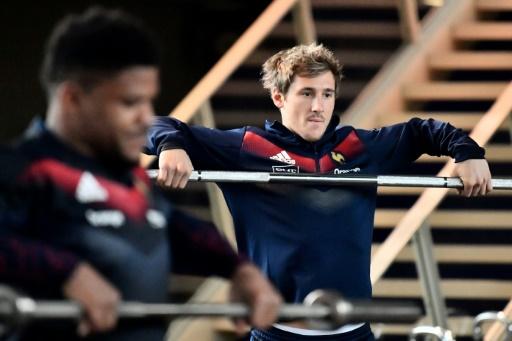 XV de France: Serin a