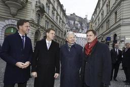 La Slovénie et le Benelux entre-ouvrent la porte de l'Europe aux Balkans occidentaux