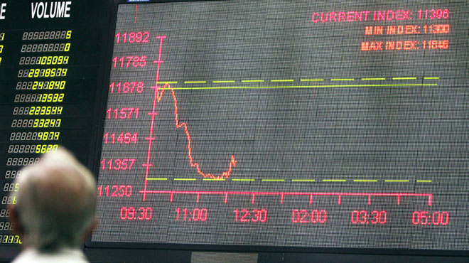 Les bourses se sont brutalement effondrées… Peut-on parler d'un krach?