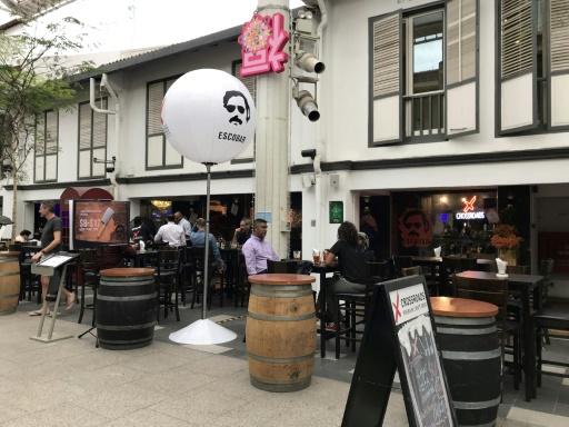 Singapour : un restaurant du nom d'Escobar suscite des protestations de la Colombie