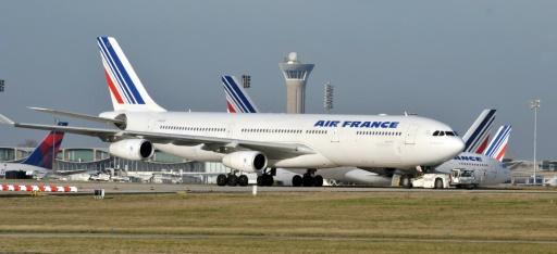 Air France: l'accord salarial 2018 dénoncé par une majorité de syndicats