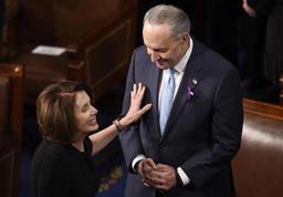 USA: la Chambre adopte un financement temporaire, le Congrès proche d'un accord
