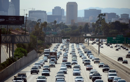 Los Angeles, Moscou et New York, villes les plus embouteillées au monde
