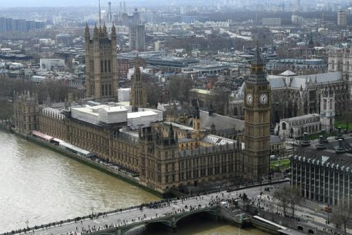 Londres: les Lords donnent leur accord au déménagement du Parlement pour des travaux
