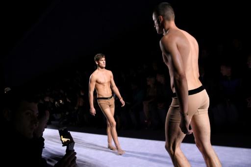 Défilé hommes à New York: Tom Ford se lance dans les sous-vêtements