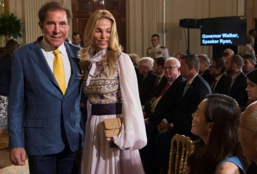 Etats-Unis: le magnat des casinos Steve Wynn, accusé d'agressions sexuelles, démissionne