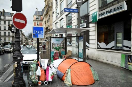 SDF: 1.000 places d'hébergement supplémentaires