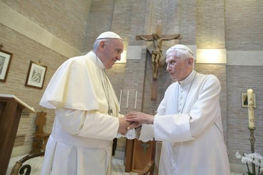 Benoît XVI dit se préparer à la mort