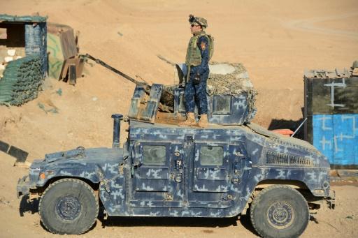Irak: vaste opération anti-EI dans le nord-est du pays