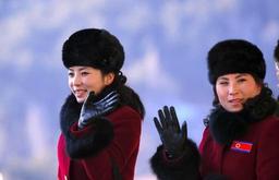 Le pape salue le défilé commun des délégations coréennes aux JO