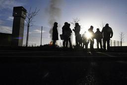 Le syndicat socialiste maintient la grève dans les prisons de vendredi