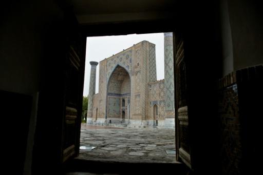 En Ouzbékistan, les touristes pourront prendre davantage de photos