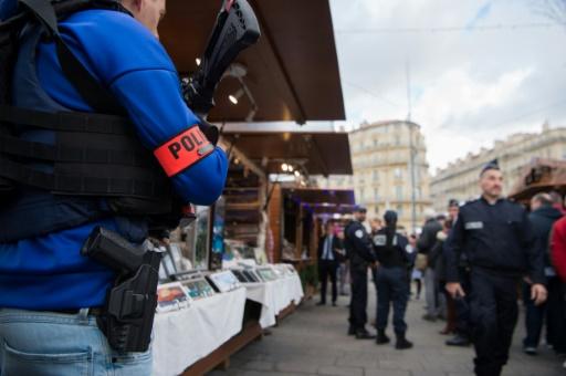 A Marseille, les chiffres de la délinquance baissent, malgré tout