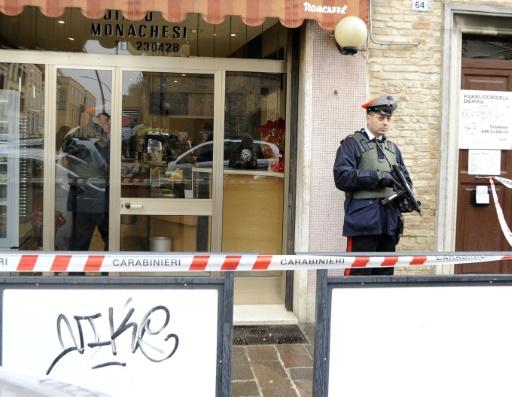 Italie : la fusillade à caractère raciste met l'immigration au coeur de la campagne