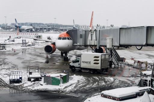 Seulement la moitié des court-courriers Air France assurés mercredi depuis Orly