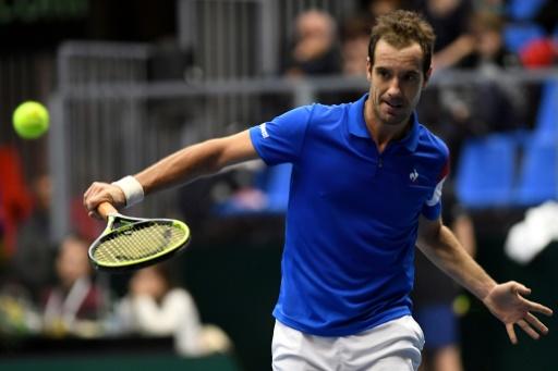 Tennis: Gasquet croque Medvedev à Montpellier