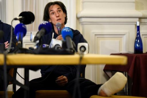 Envoyé Spécial revient sur le secours d'Elisabeth Revol ce soir — Nanga Parbat
