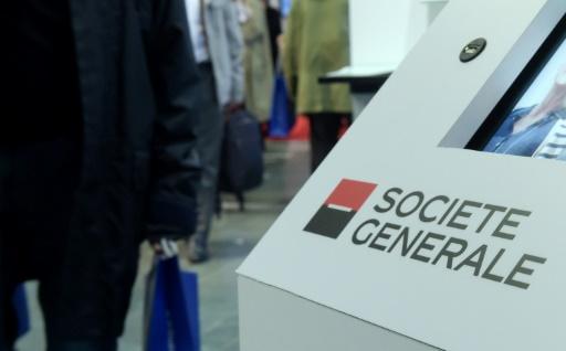 Société Générale signe une année 2017 en repli, payant cher pour se transformer