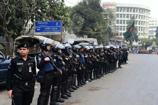 Bangladesh: heurts dans la capitale avant un verdict crucial