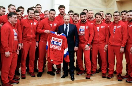 JO-2018: la Russie