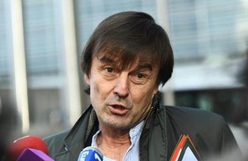 Nicolas Hulot dément des rumeurs de harcèlement sexuel