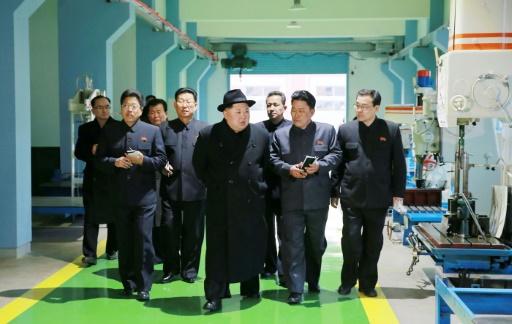 Kim Jong Un: la Corée du Nord est