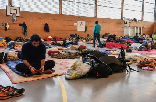 A Grande-Synthe, un accueil hivernal des migrants qui se veut exemplaire