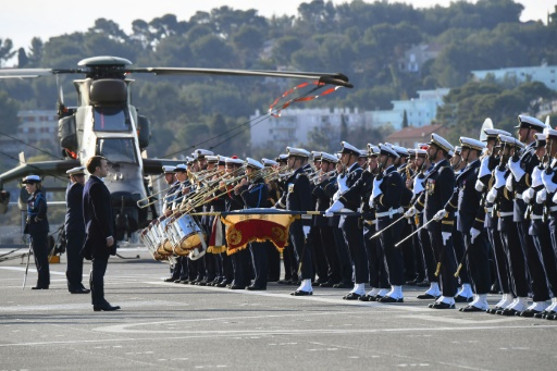 Les principales mesures de la loi de programmation militaire 2019-2025