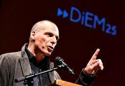 Yanis Varoufakis lance la campagne de financement de son futur parti