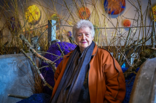 Sheila Hicks au Centre Pompidou: quant l'art tient à un fil