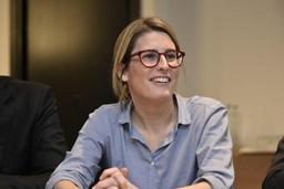 Crise en Catalogne - Elsa Artadi pourrait assurer la relève de Puigdemont à la présidence de la Catalogne