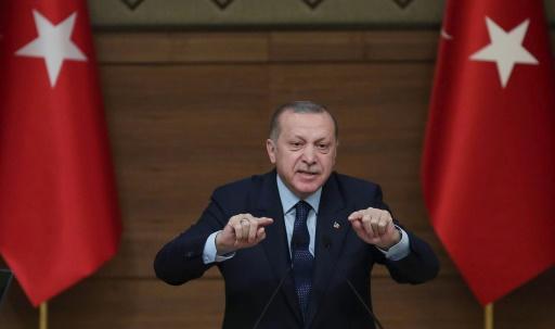 Syrie : la Turquie annonce un sommet avec la Russie et l'Iran