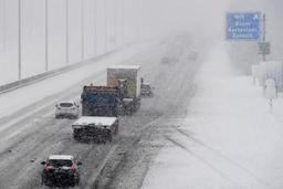L'IRM prévoit jusqu'à 5 cm de neige vendredi