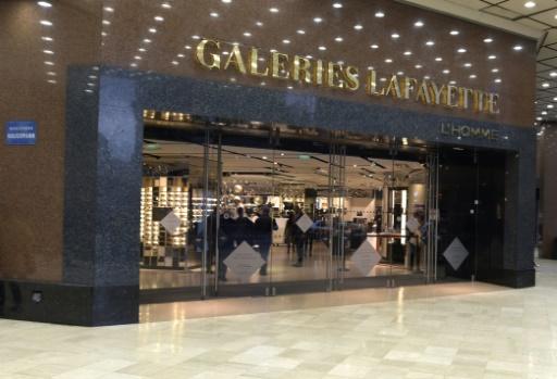 Les Galeries Lafayette condamnées pour
