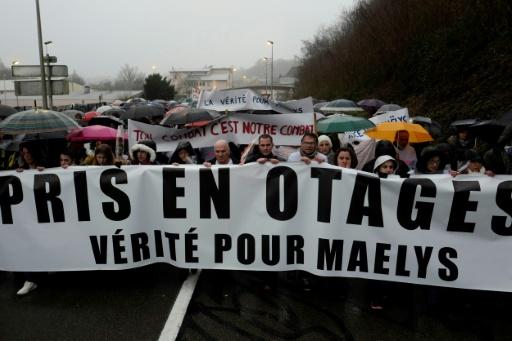 Affaire Maëlys: la remise en liberté de Nordahl Lelandais examinée en appel