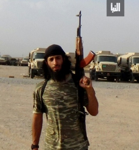 Deux jihadistes de l'EI, complices de