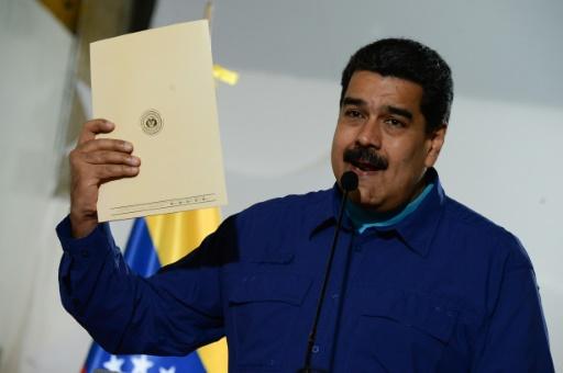 Crise au Venezuela - Toujours pas d'accord sur une date pour l'élection présidentielle