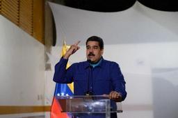 Nicolas Maduro dit qu'il pourrait reprendre le dialogue avec l'opposition