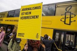 Un prisonnier politique allemand libéré en Turquie
