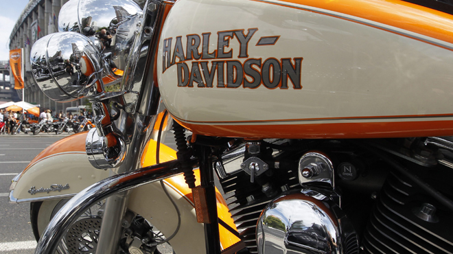 harley davidson rappelle plus de motos cause d 39 un probl me de frein sur trois mod les. Black Bedroom Furniture Sets. Home Design Ideas