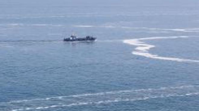 Un pétrolier s'échoue sur un banc de sable à Zeebrugge: le navire a été confronté à un