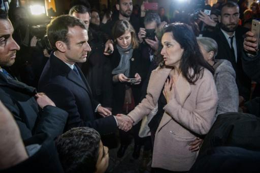 La femme d'Yvan Colonna veut qu'Emmanuel Macron